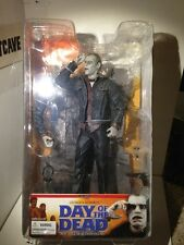 "George A.Romeros Day Of The Dead ""BUB"" deluxe 7 inch act figure Zombies"