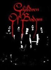 CHILDREN OF BODOM cd cv BLAKKIS COB LOGO Official SHIRT LRG New oop