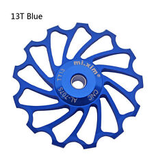 13T Jockey Wheel Bicycle Pulley Bearing Derailleur For SHIMANO XT & SRAM 1pcs