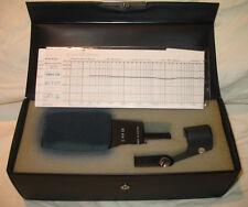 AKG C414EB P48 Classic Studio Condenser Microphone, Case, Clip, 4 Pat Switchable