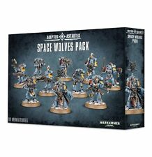 Warhammer 40k Space Wolves Pack/Grey Hunters/Blood Claws/Wolf Guard x10 **NoS**