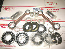 NEW Skidoo 670 Crankshaft rebuild kit Crank Shaft repair Rotax twin cylinder MXZ