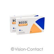 Ecco Change 30 AS 2 x 6 sphärische Kontaktlinsen Monatslinsen von MPG&E