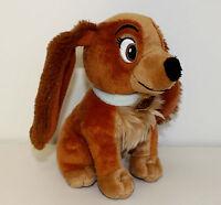 "Disney Stuffed Animal Plush Dog 6"""