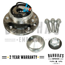 VAUXHALL ASTRA H 5 STUD FRONT HUB WHEEL BEARING WITH ABS SENSOR 2004-ONWARDS NEW