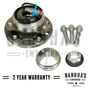 VAUXHALL ASTRA H 5 STUD 85mm FRONT HUB WHEEL BEARING + ABS SENSOR 04-ONWARDS NEW