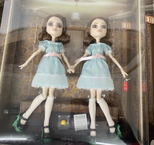 The Shining Grady Twins Monster High Collector Film-Inspired Dolls
