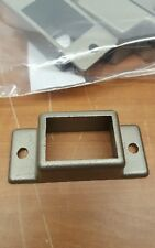 JERITH Bronze Aluminum Stationary Wall Mounting Brackets-Lot of 13