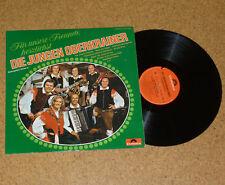 LP Die Jungen Oberkrainer Volksmusik Polydor 2377055 Schweiz