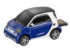 ORIGINALE SMART FORTWO USB stick in forma SMART 8 GB 2.0 BIANCA BLU PC MAC NUOVO TOP