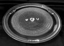 """Replacement 12.5"""" Turntable Glass Plate Tray for Microwave Oven"""