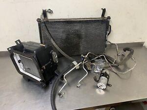 Honda Integra Type R Dc2 Aircon Set Up. Air Con AC Pump Lines Rad Condenser