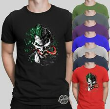Venom Joker Halloween Horror  Mens T-Shirt