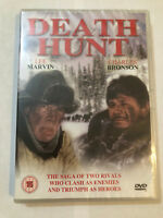 DEATH HUNT DVD - 1981 TRUE STORY - CHARLES BRONSON - NEW/SEALED - REGION 2 UK