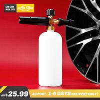Autocare 1L Snow Foam Lance Gun Soap Sprayer Cannon For Car Washer Karcher K2-K7