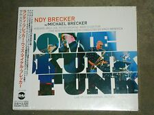 Randy Brecker w/ Michael Brecker Some Skunk Funk Japan CD sealed Vince Mendoza