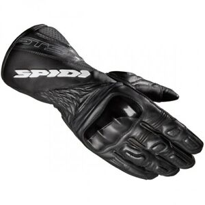 GUANTI GLOVES IN PELLE STS-R2 BLACK SPIDI SIZE M