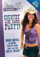 Dance off The Inches Country Line Dan 0013132182490 DVD Region 1