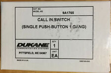 Dukane 9A1765 Call in Switch