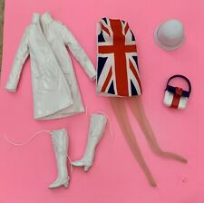 Poppy Parker Integrity  British Invasion Outfit