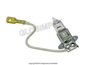 BMW E30 E60 E90 E92 etc Bulb H3 12V - 55W for Fog light headlight Halogen HELLA