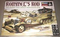 Monogram Rommel's Rod Tom Daniel 1:24 scale model car kit new 4484