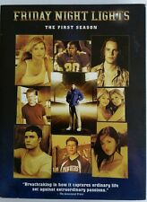 Friday Night Lights - The First Season (DVD, 2007, 5-Disc Set) Complete!