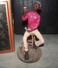 Black Americana Art Duncan Royale Ebony Music Series Spoonman #146x/5000 ~b927