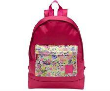 Gola Walker Liberty Art Backpack raspberry floral multi new RRP £45 free p&p!