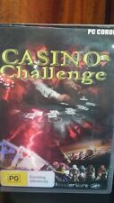 Casino Challenge PC GAME - FREE POST *