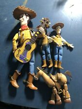 Toy Story Woody Doll Lot