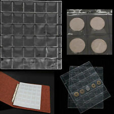 Album coin sheets Numis NH12K Coin Pages for Coins in holders Leuchtturm 310444