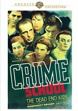 CRIME SCHOOL (1938 Humphrey Bogart)  Region Free DVD - Sealed