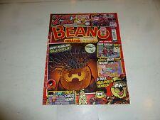 THE BEANO Comic - Issue No 3456 - Date 01/11/2008 - UK paper comic