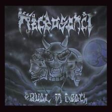NECROSANCT - Equal In Death CD (Kraze,1991) *UK Grind/Death *sealed