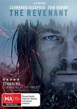 The Revenant (Dvd) Adventure, Drama, Thriller Leonardo DiCaprio, Tom Hardy
