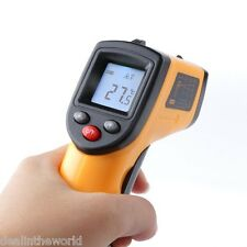 GM320 Infrared Thermometer for Hot Water Pipes / Hot Engine Parts / Cooking Surf