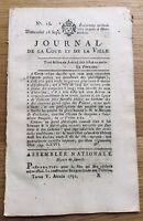 Gardes Suisses 1791 Amiens Montauban M. de Tourzel Journal Royaliste Condorcet