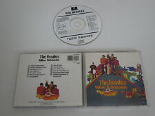 THE BEATLES/YELLOW SUBMARINE(EMI CDP 8 46445 2) CD ALBUM