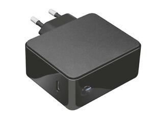Trust Summa Universal 45W USB-C Charger Laptop Smartphones Tablets Netzteil
