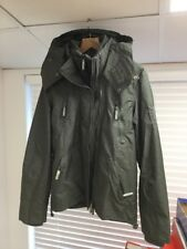 Superdry Hooded Arctic Wind Attacker Jacket ~ 100% Genuine ~ Size Medium
