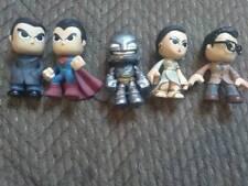 Funko Mystery Mini Lot Armor Batman Superman Bruce Wayne Clark Kent Figure Diana