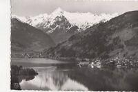 Zell Am See Mit Kitzsteinhorn RP Postcard Austria 588a