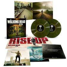 THE WALKING DEAD - OST LIMITED 2X GREEN MARBLE VINYL LP (NEW/SEALED)