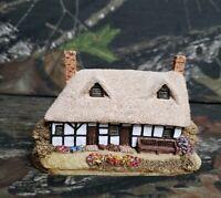 Izaak Walton By Lilliput Lane Miniature Masterpiece Cottage Signed CW