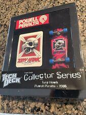 powell peralta tony hawk tech deck skateboard