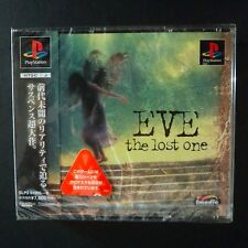 sealed EVE THE LOST ONE PlayStation NTSC JAPAN・❀・RPG BISHOJO HENTAI PS1 PSX PS2