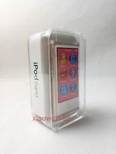 NEW Apple iPod nano 7th Generation Gold (16 GB) MP3 Player - 90 Days Warranty