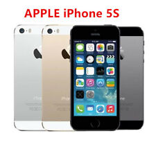 Original APPLE iPhone 5S 16GB/32GB/64GB Negro Plata Oro IOS 1 Año De Garantía