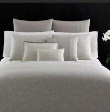 Vera Wang Bamboo Leaves King Pillow Sham Pillowcase New Free Domestic Shipping